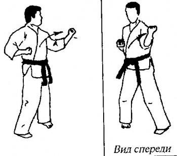 Базовая техника Годзю-рю. Техника блокирования ударов.